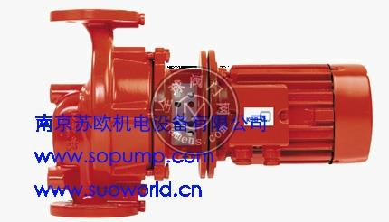 凯士比KSB 管道泵Etaline系列