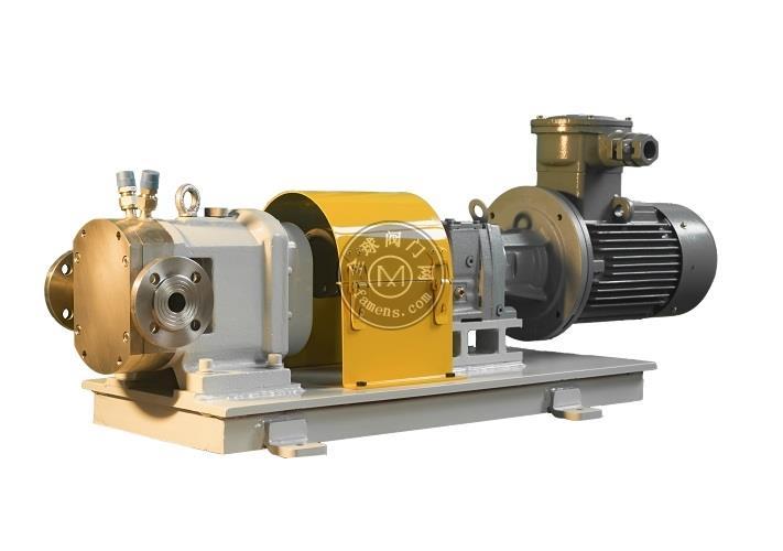 提取液輸送轉子泵