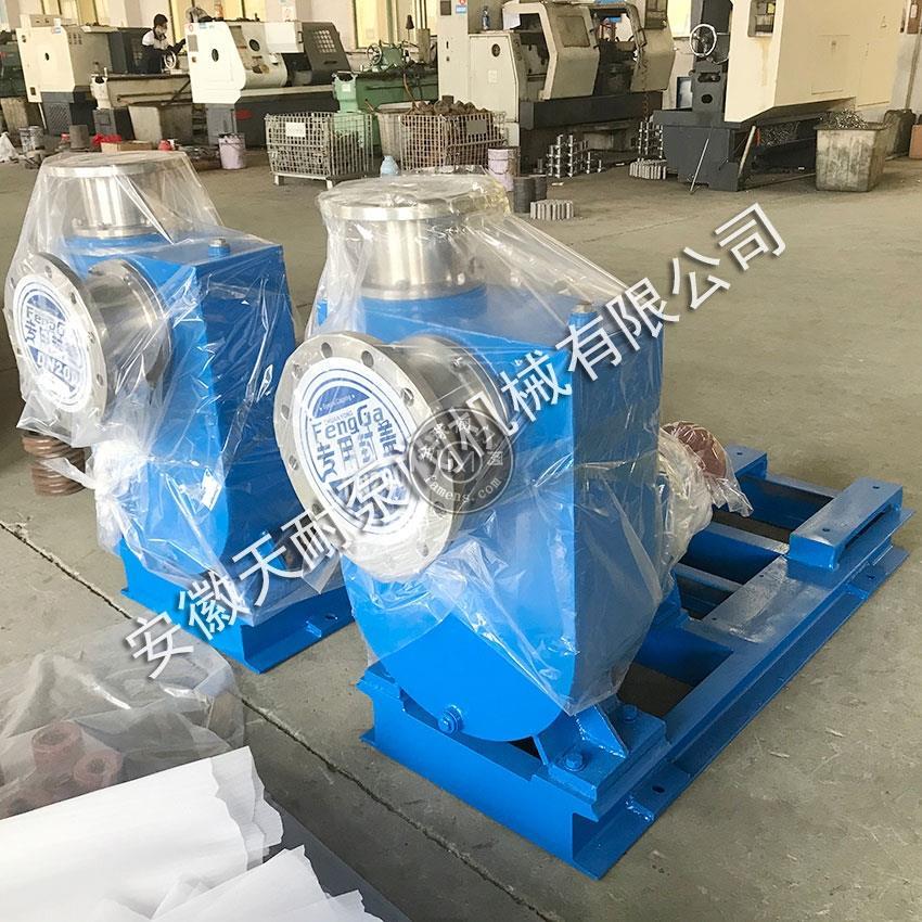 天耐大口徑自吸泵大流量管道泵
