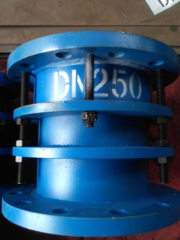 DN32-DN2400碳鋼雙法蘭限位伸縮接頭伸縮節-煦宸管道