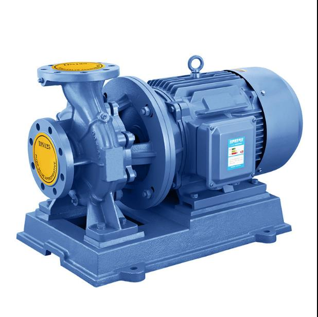 福建厂家 卧式管道泵 卧式加压管道泵 性能可靠