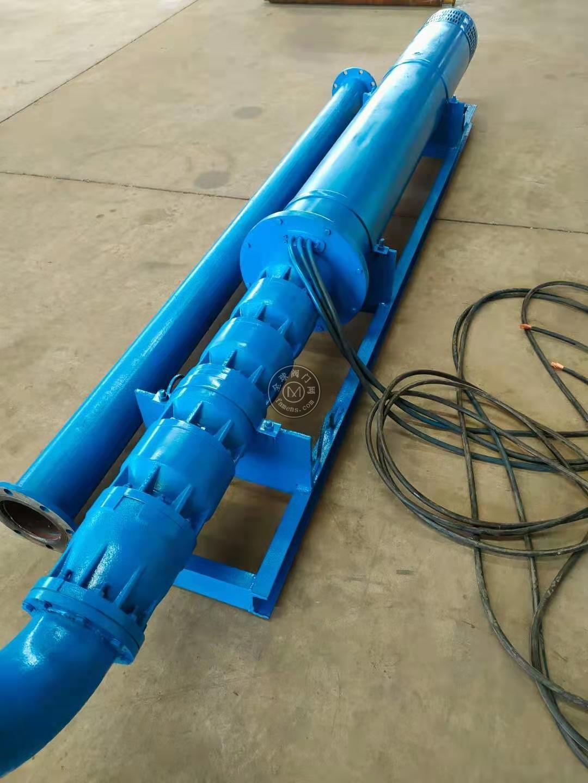 溫泉用熱水深井泵-供暖用井用熱水泵