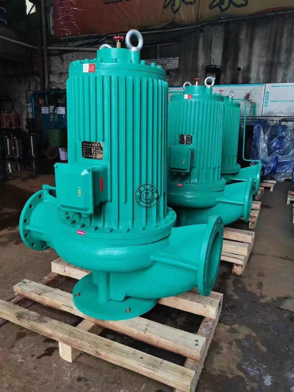 G型靜音管道屏蔽泵產品概述