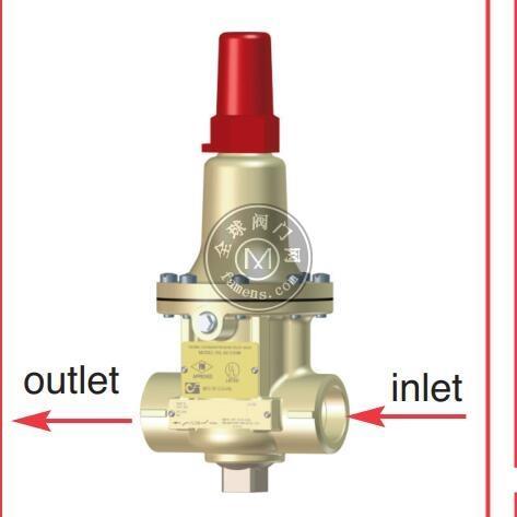 Cla-Val  泄壓閥/安全閥55L -60型(UL / FM 認可)-正式授權一級專業代理