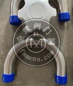 衛生級不銹鋼焊接U型隔膜閥