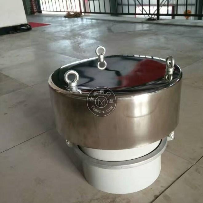 水泥罐頂法蘭安全閥供應