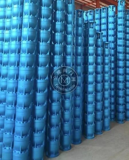 天津井用熱水泵-耐水溫100度的深井泵
