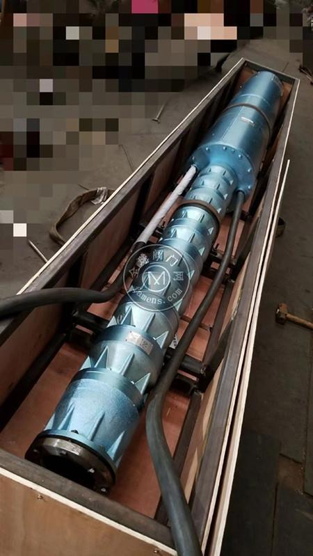大流量潛水井用泵-高揚程熱水深井泵