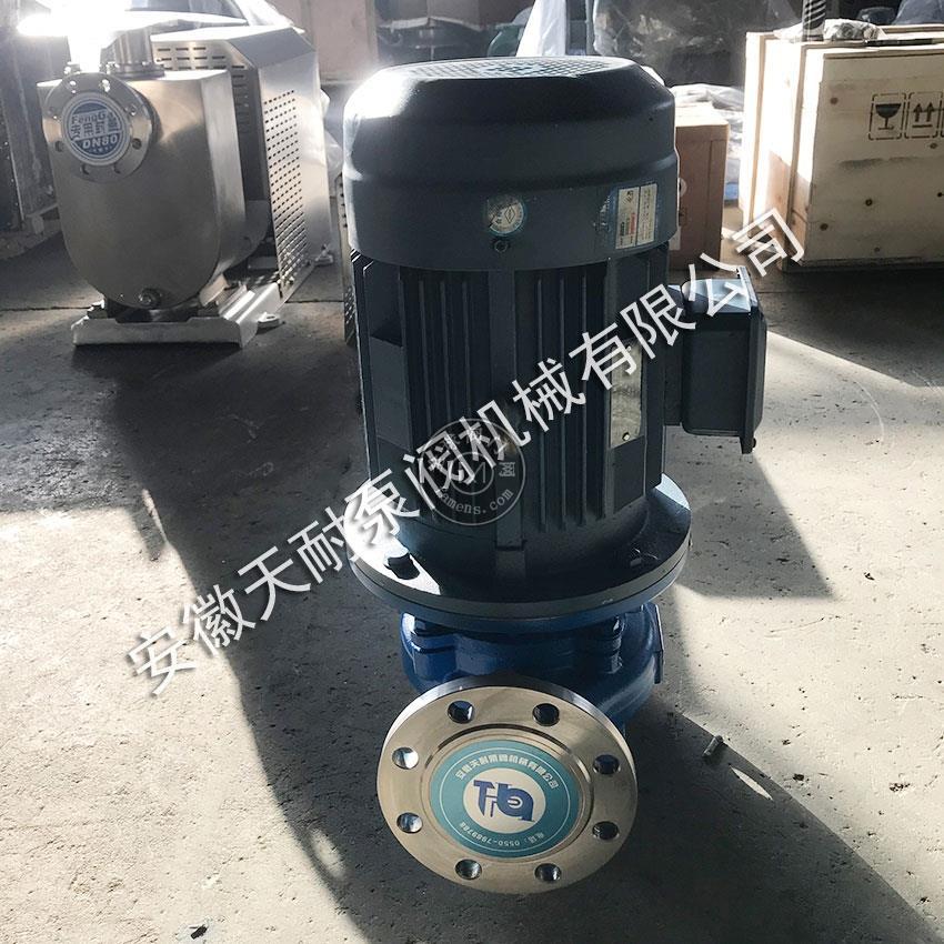 安徽天耐SG型立式管道增壓泵