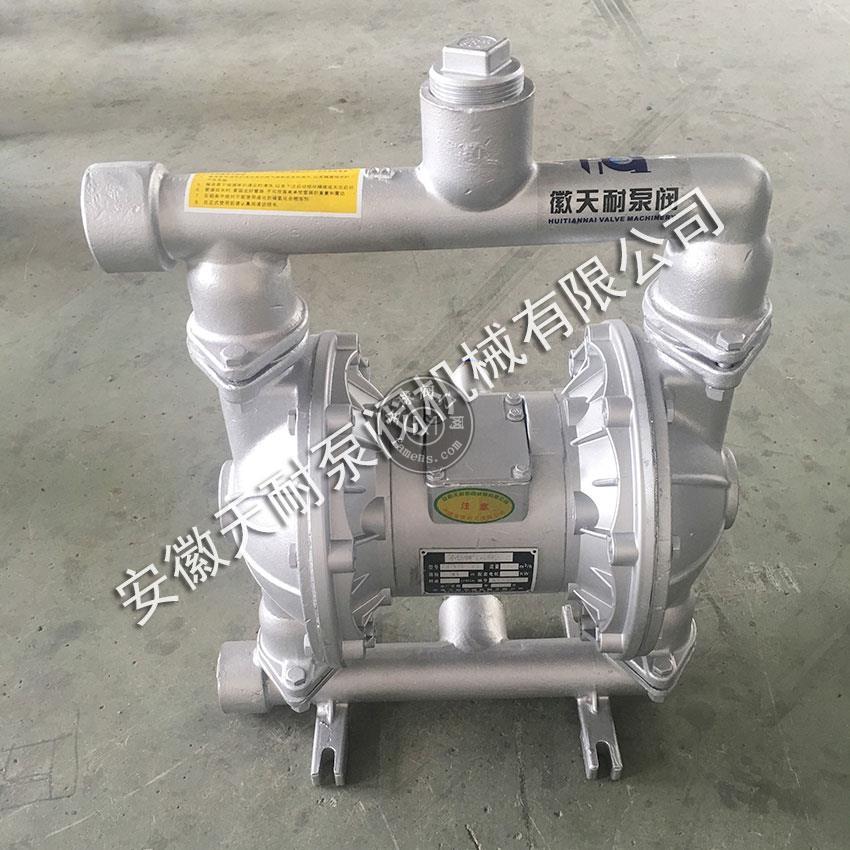 安徽天耐衛生級不銹鋼隔膜泵