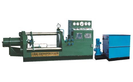 YFS-D型液压调节阀试验台
