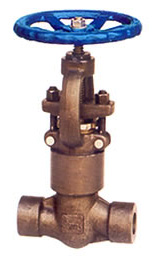 鍛鋼自密封截止閥 FORGING SELF-SEALING STOP VALVE
