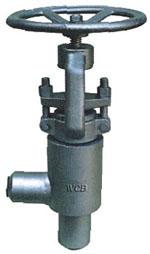 J64Y焊接型角式截止閥(高壓角式截止閥)