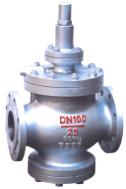 YGa43H/Y高灵敏度大流量蒸汽减压