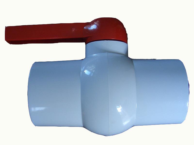 PVC球阀结构