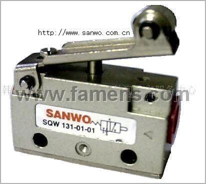 SANWO机控阀、人控阀