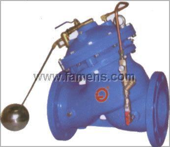 浮球阀控制水泵的接线图