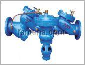 HS41X-A型帶過濾防污隔斷閥(管道倒流防止器)