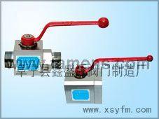 CJZQ型高压液压球阀