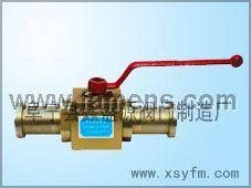 BKH-SAE-FS球閥(帶SAE)接頭