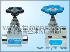 JZFS型高压液压截止阀