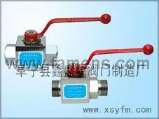 QJH型高压球芯截止阀