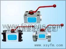 QJH型高壓球芯截止閥