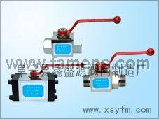 YFYQ型高壓液壓球閥