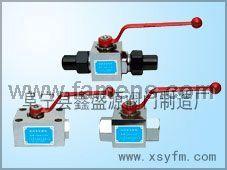 YJZQ型高壓液壓球閥