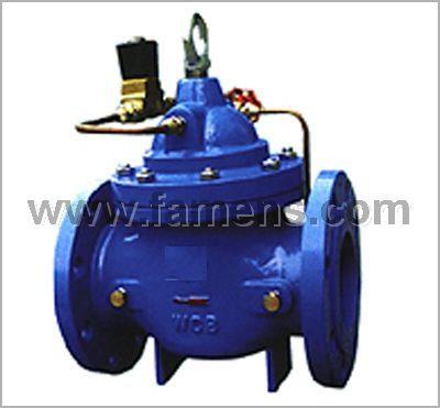 水力电动控制阀 HC600X