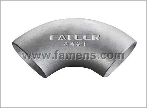 90°焊接弯头(1.5D)(标准编号wantou10)