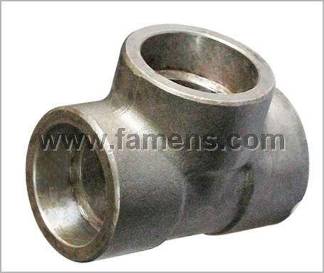 承插焊三通(高壓管件)(標準編號shantong06)