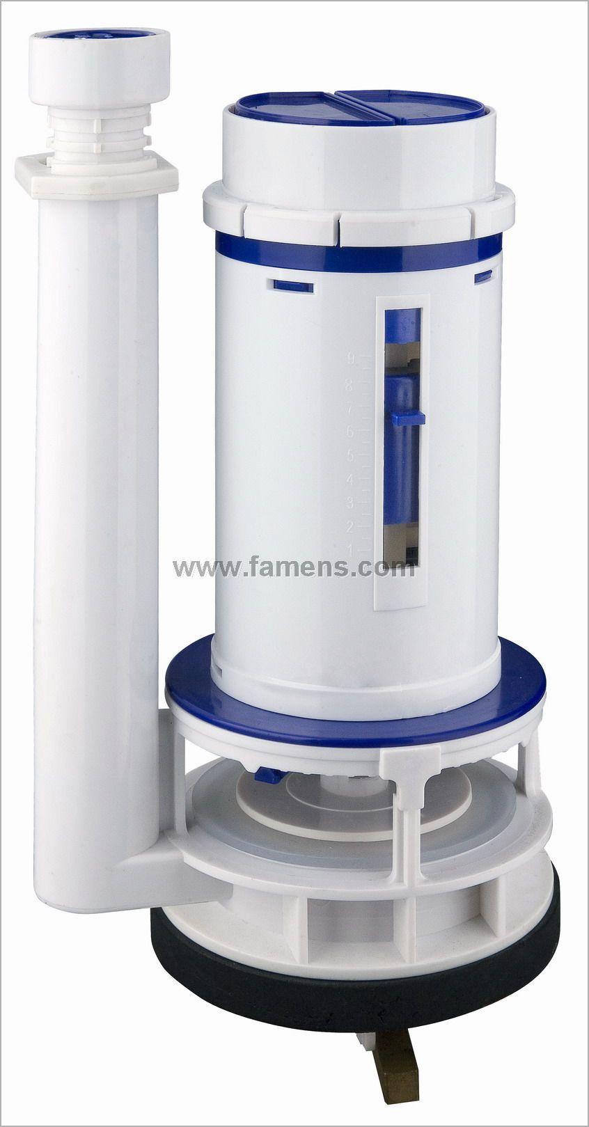 马桶水箱配件安装图 马桶水箱配件安装图