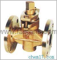 X43W-1.0T二通全銅旋塞閥