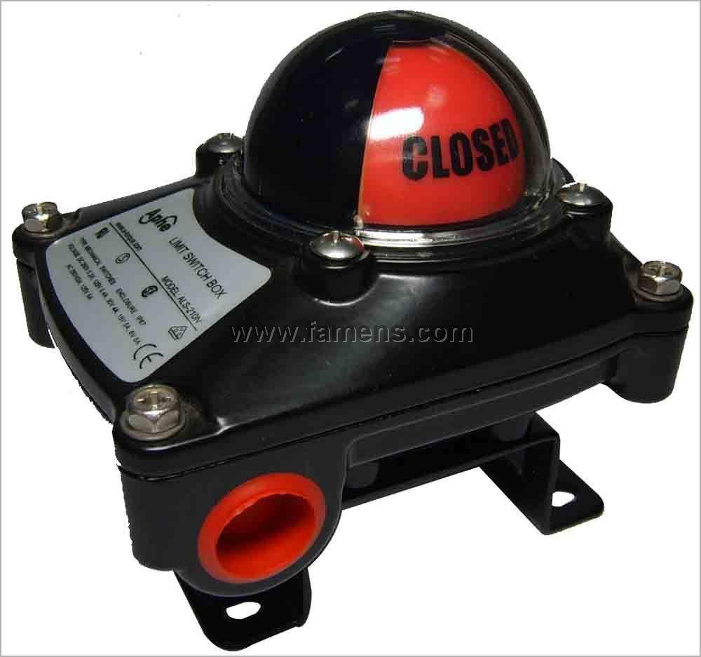 apl-210n,sls10经济型限位开关盒