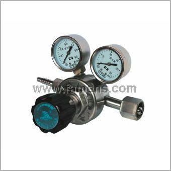 YQN-711不锈钢双级减压器