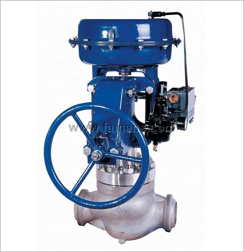 H-SF52000系列核级气动套筒调节阀