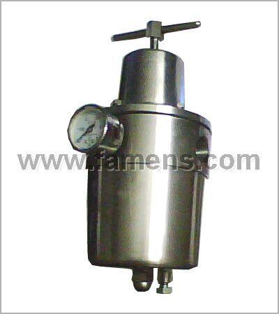 不锈钢型空气过滤减压器