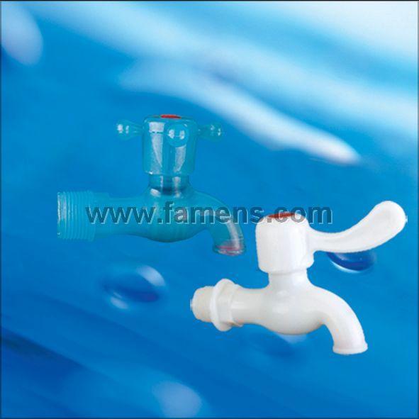 PVC、PPR球阀型水龙头