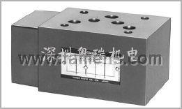 YUKEN油研单向阀MPA-005-2-20