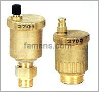 黃銅絲口排氣閥總匯々