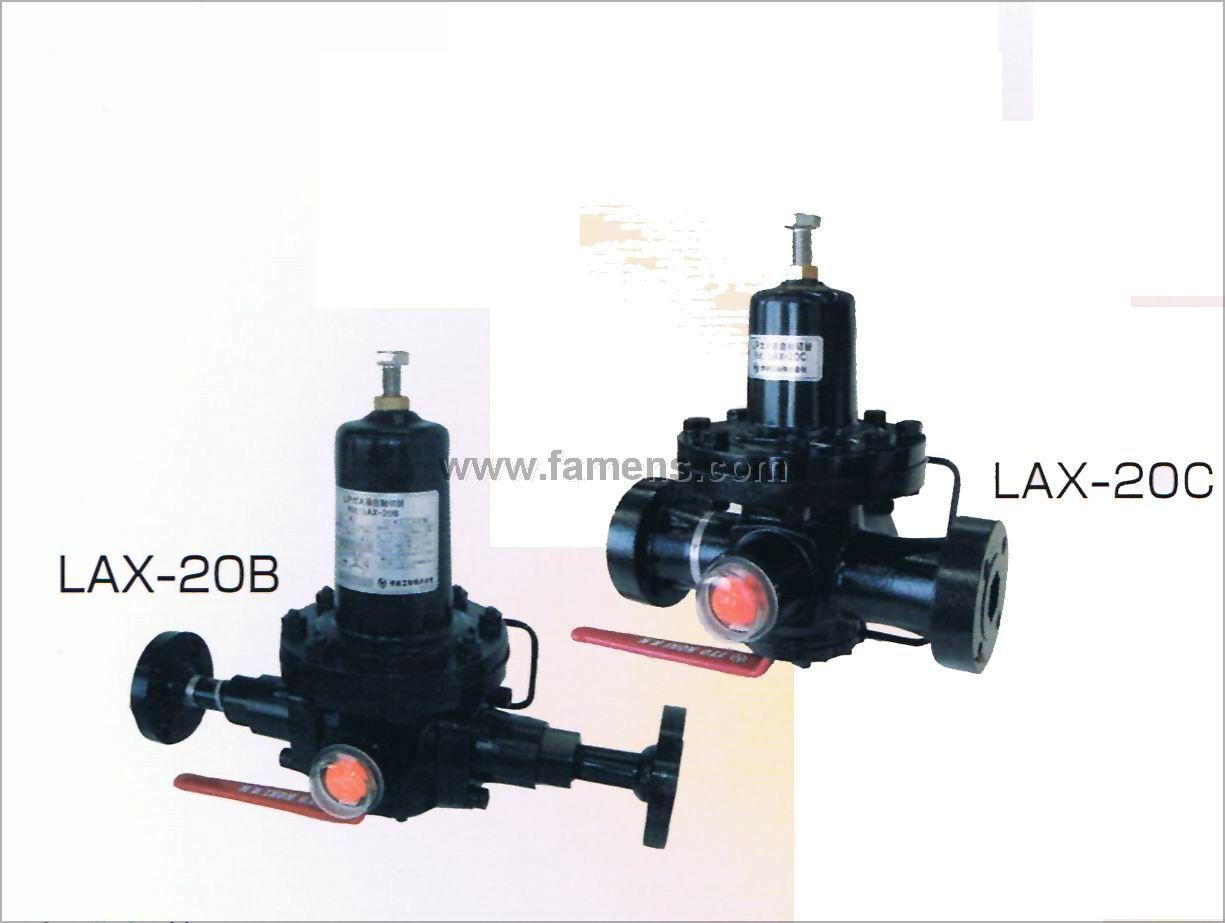 日本自动切换阀LAX-20B/日本LAX-20C液相自动切换阀/进口切换阀