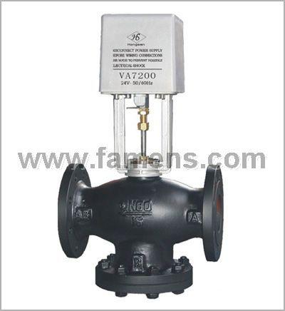 VB-7200電動二通閥
