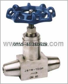 焊接针型阀J61W-160P.