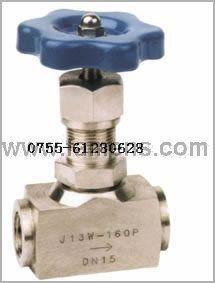 内螺纹针型阀J13W-160P