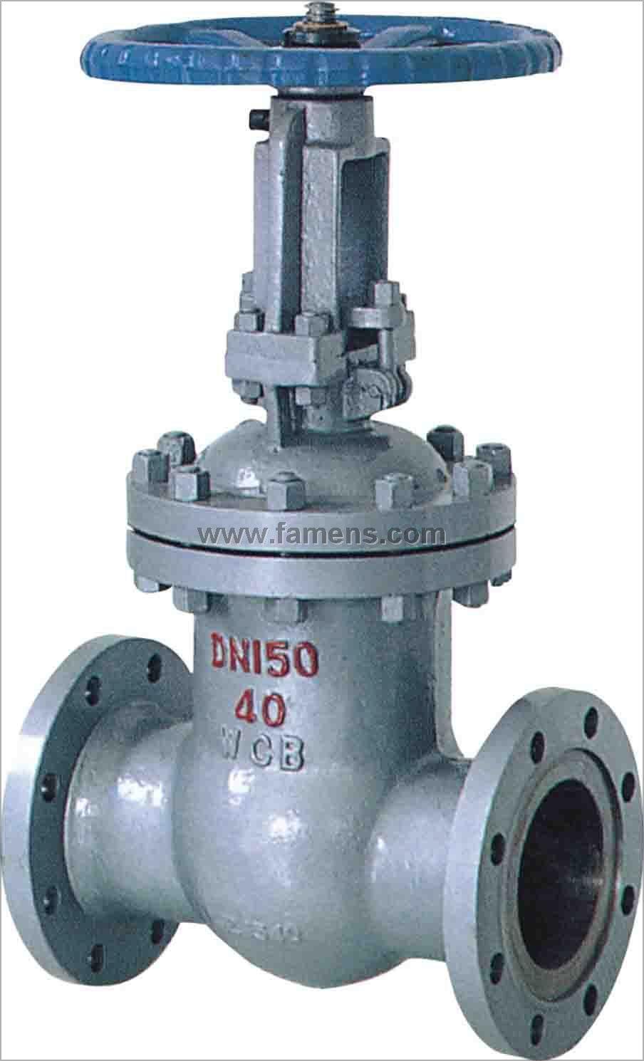 口径dn20-200mm,铸铁,铸钢及不锈钢材质图片