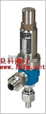 A61H-160-320弹簧微启式高压安全阀(焊接式)