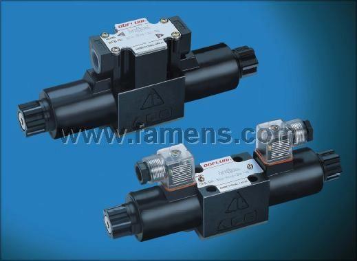 电磁换向阀DFA/B-02-3C2-D24-35C