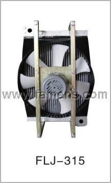 380V电机风扇散热器