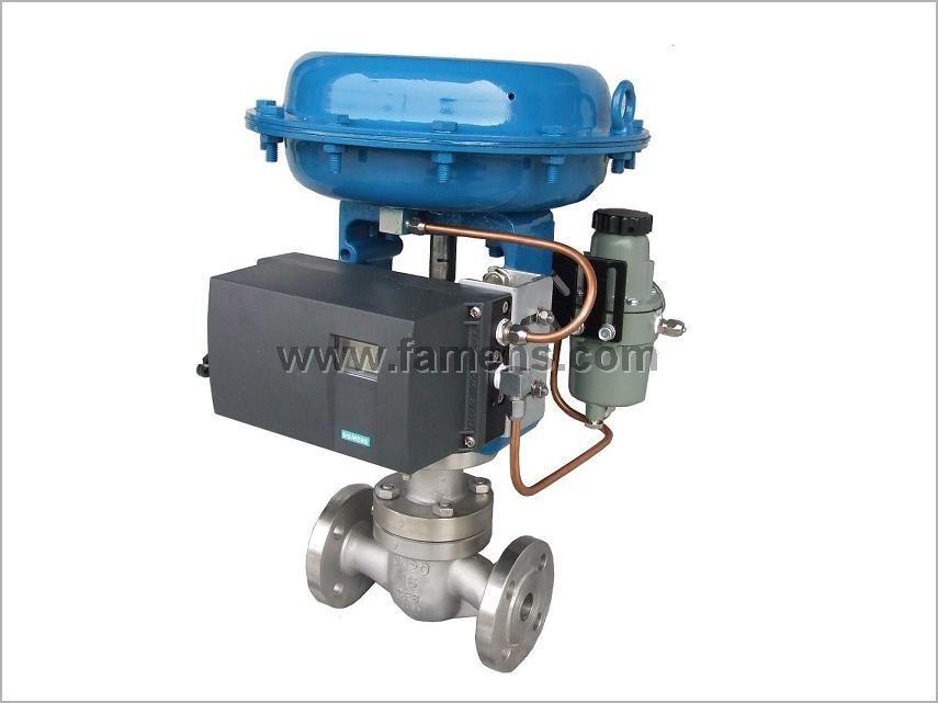 ZJHP(M)型精小型气动薄膜调节阀